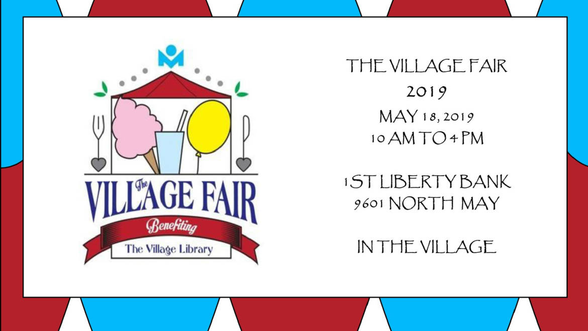 Proceeds Benefit The Village Library