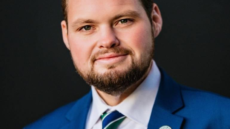 Ward 3 Adam Graham – Vice-Mayor