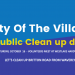 City Wide Cleanup Oct 16